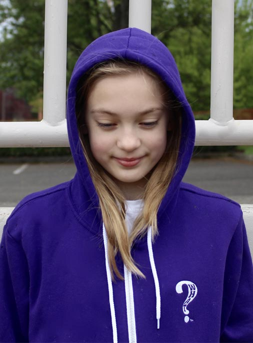 Youth Hooded Sweat Shirts
