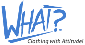 What? Clothing Logo