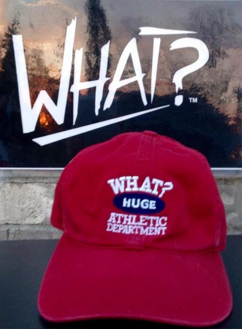 What Clothing Red Huge Hat