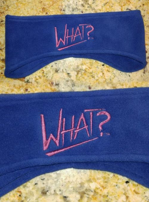 What Clothing Head Band